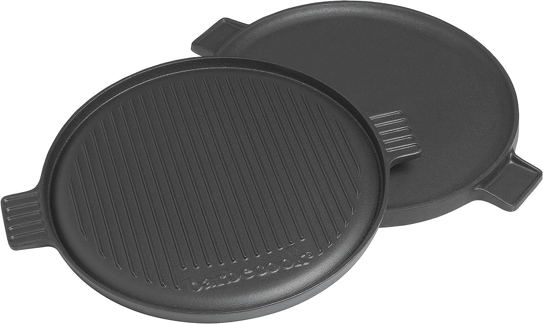 Barbecook 223.0230.043 - Planchas para barbacoa (35 cm)