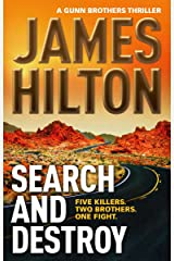 Search and Destroy: A Gunn Brothers Thriller Kindle Edition