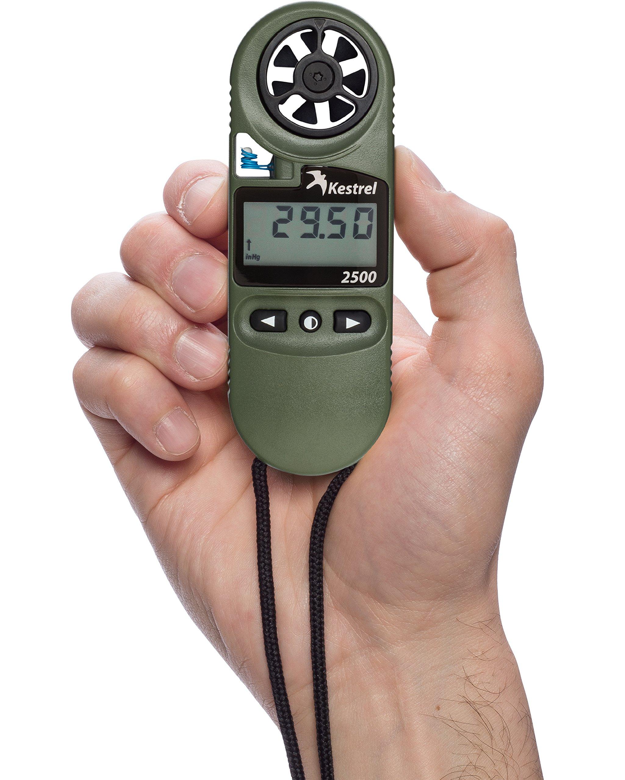Kestrel 2500NV Pocket Weather Meter by Kestrel (Image #4)