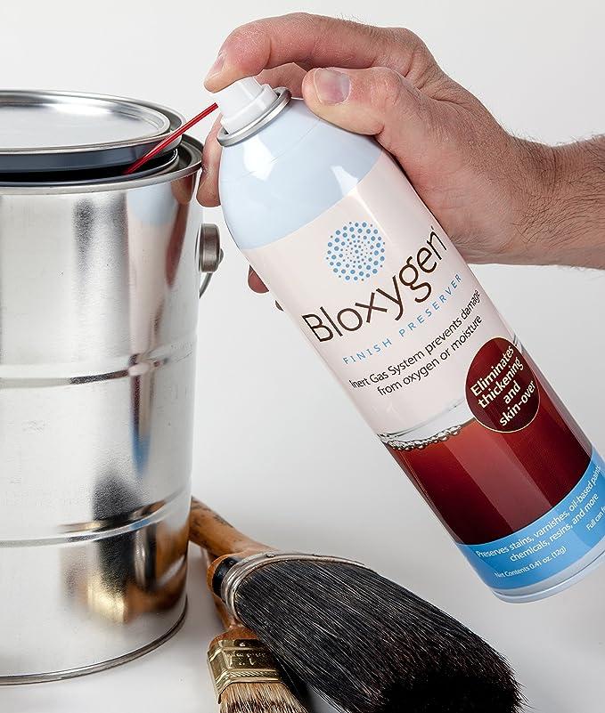 Bloxygen Preserver, kit de 2 latas. Incluye sauce y boquilla ...