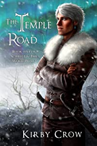 The Temple Road: Book Five of Scarlet and the White Wolf