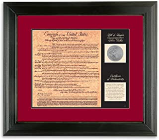 product image for American Coin Treasures Birth of a Nation Bill of Rights
