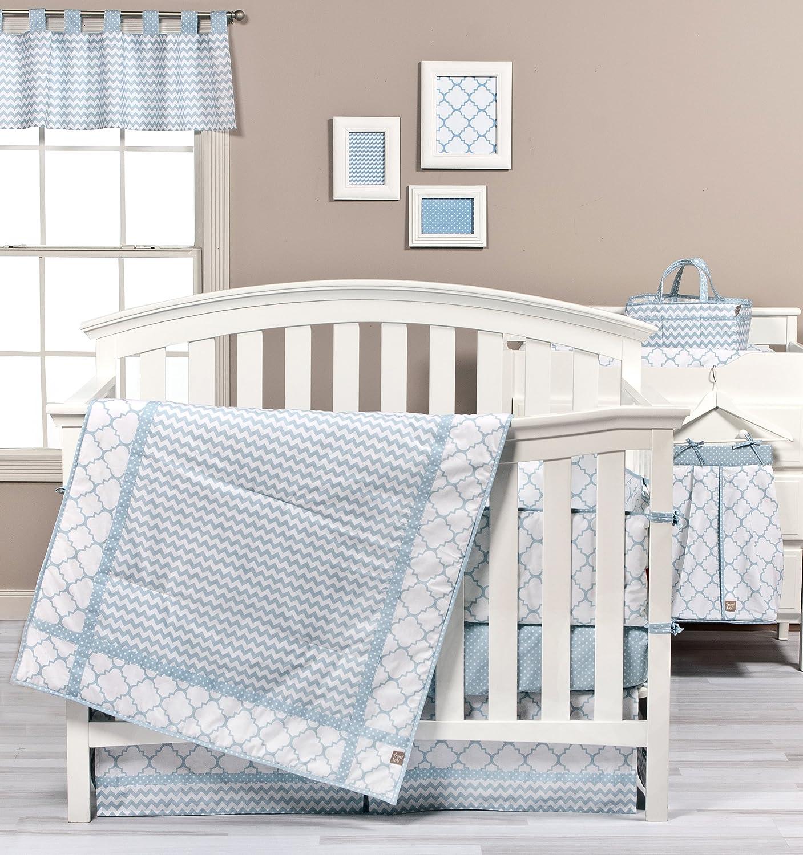 Crib Bedding Set Nursery Baby 3 Piece Trend Lab Boy Boys
