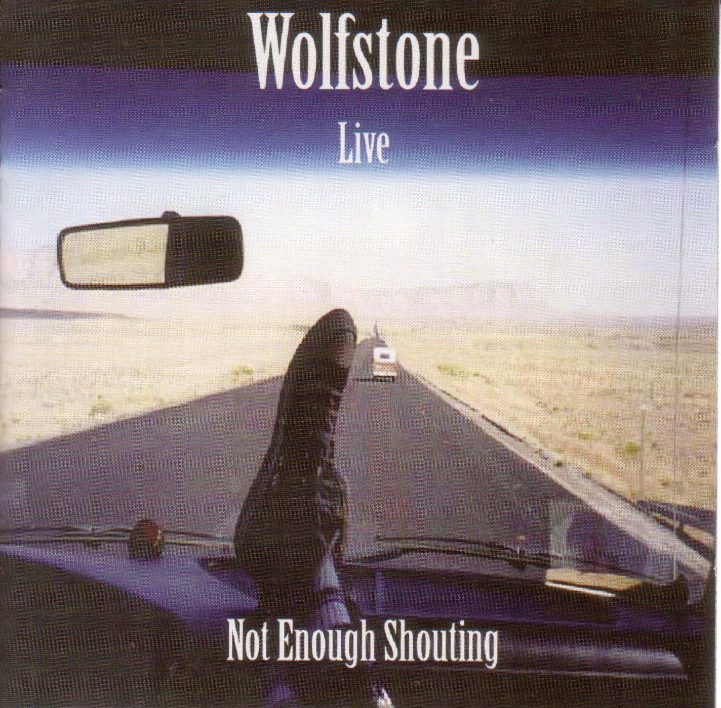 Live - Not Enough Shouting