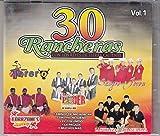 30 Rancheras Con Los Reyes De Tierra Caliente Vol 1