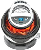 Breville VDF122 Halo+ Duraceramic Health Fryer, 1.2 kg