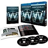 ウエストワールド 1stシーズン ブルーレイ コンプリート・ボックス(初回限定生産/3枚組/ウエストワールド運営マニュアル+アウターボックス付) [Blu-ray]