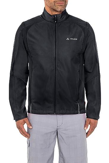 Vaude Herren Jacke Dundee Classic Zip Off Jacket, Black, S, 06811