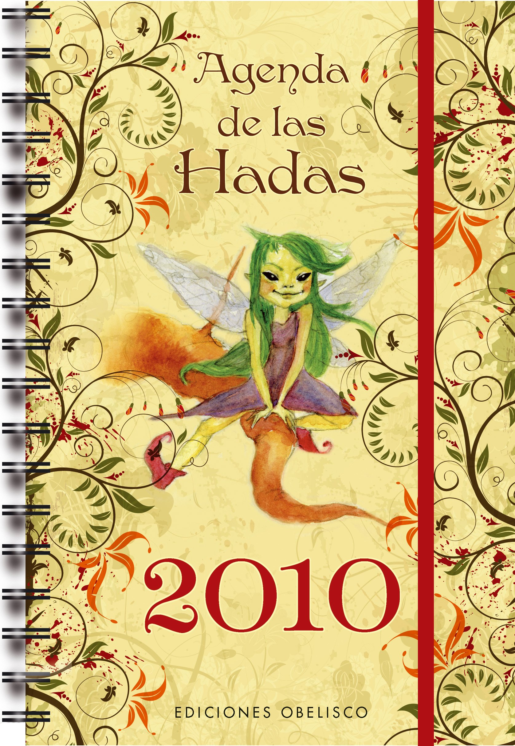 Agenda 2010 de las hadas: Various: 9788497775502: Amazon.com ...