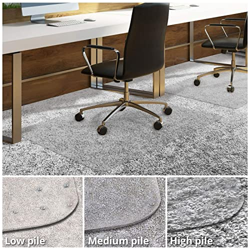 Chair Mats For High Pile Carpets Amazon Com