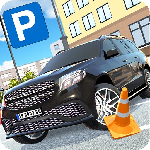 Luxury Suv Parking
