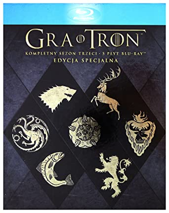 Amazon com: Game of Thrones [5Blu-Ray] (English audio