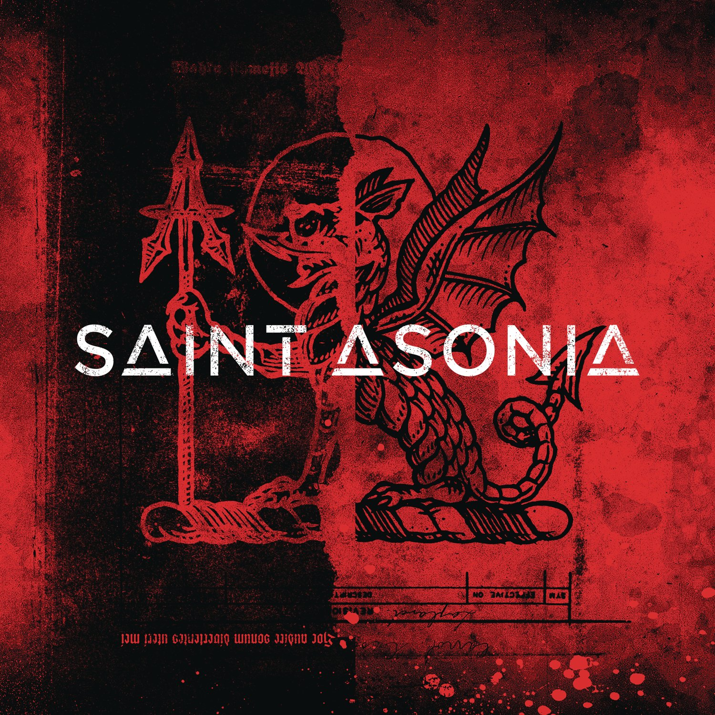 CD : Saint Asonia - Saint Asonia (CD)