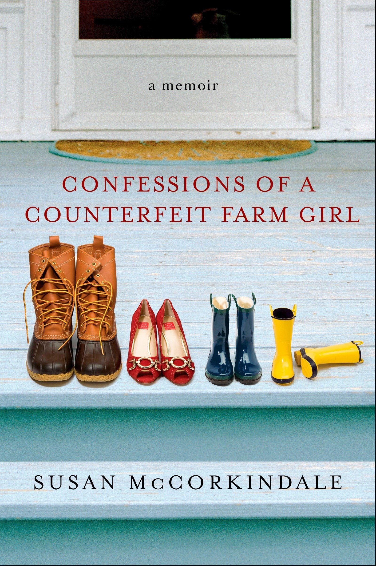 Confessions of a Counterfeit Farm Girl: A Memoir pdf epub