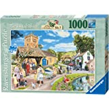Ravensburger Escape To The Country 1000 Pièces Puzzle