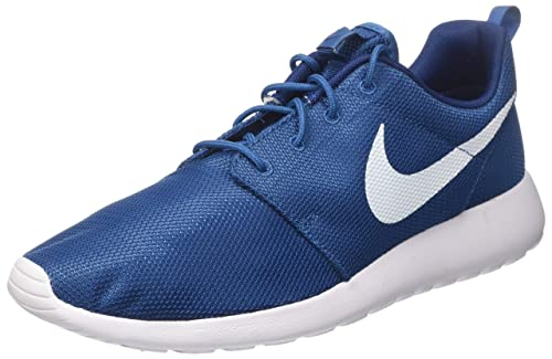 2ea9631eb8f9 Nike Men s Roshe ONE Industrial Blue Running Shoes-7 UK India(41EU)  (511881-408)  Buy Online at Low Prices in India - Amazon.in