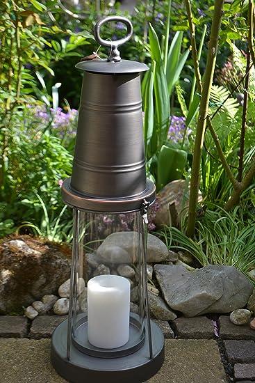 Maison En France Laterne 56 Cm Schicke Gut Verarbeitete Laterne