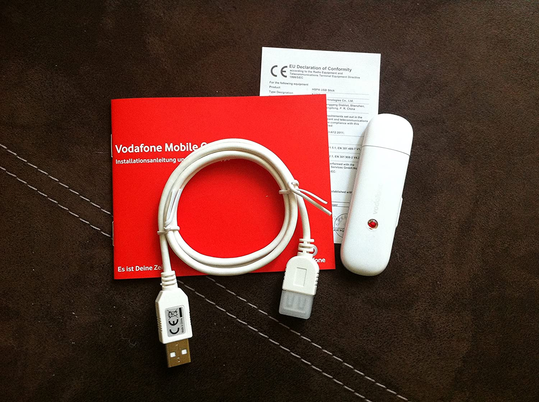 Vodafone K3765 Hv Usb Surfstick Internetstick Stick Computer Zubehör