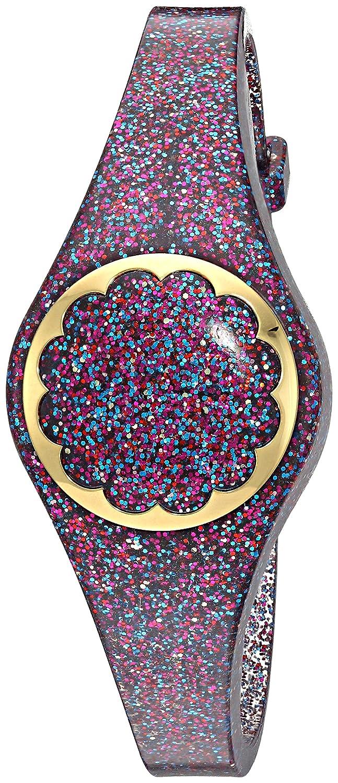 Kate Spade New York multi glitter scallop activity tracker KSA31204