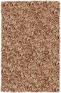 product image for Shaw Super Shag Area Rug Bling Collection Mimosa 9' x 12'