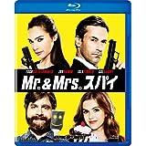 Mr.&Mrs. スパイ [AmazonDVDコレクション] [Blu-ray]