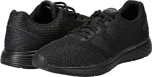 Asics Patriot 10 GS Lite-Show, Zapatillas de Entrenamiento Unisex Niños, Negro (Black/Black 002), 39.5 EU: Amazon.es: Zapatos y complementos