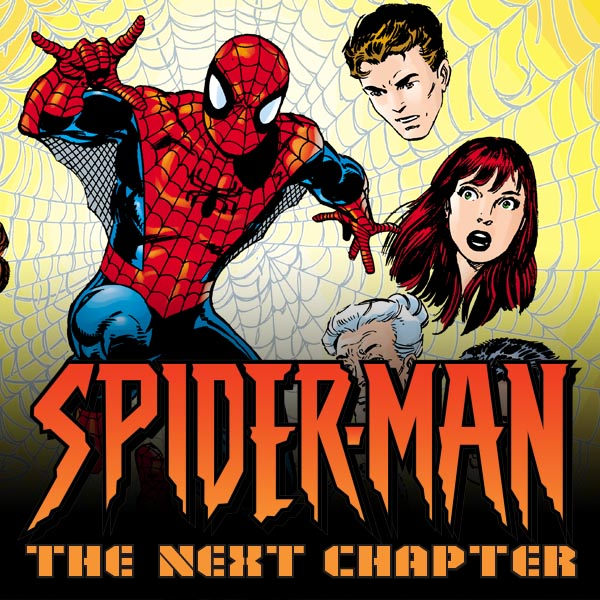 Spider-Man: The Next Chapter (Collections) (3 Book Series)