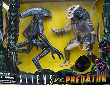 Aliens Vs Predator the Ultimate Battle! by Kenner: Amazon.es: Juguetes y juegos