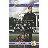 Proof of Innocence (Capitol K-9 Unit Book 6)