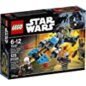 Lego Star Wars Bounty Hunter Bike Building Kit