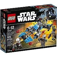 Lego Star Wars Bounty Hunter Speeder Bike Battle Pack Building Kit (75167)