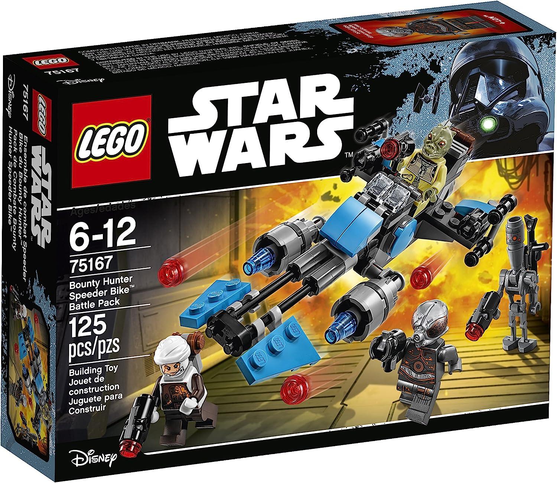 LEGO Star Wars 75167 IG-88 Bounty Hunter with Riffle