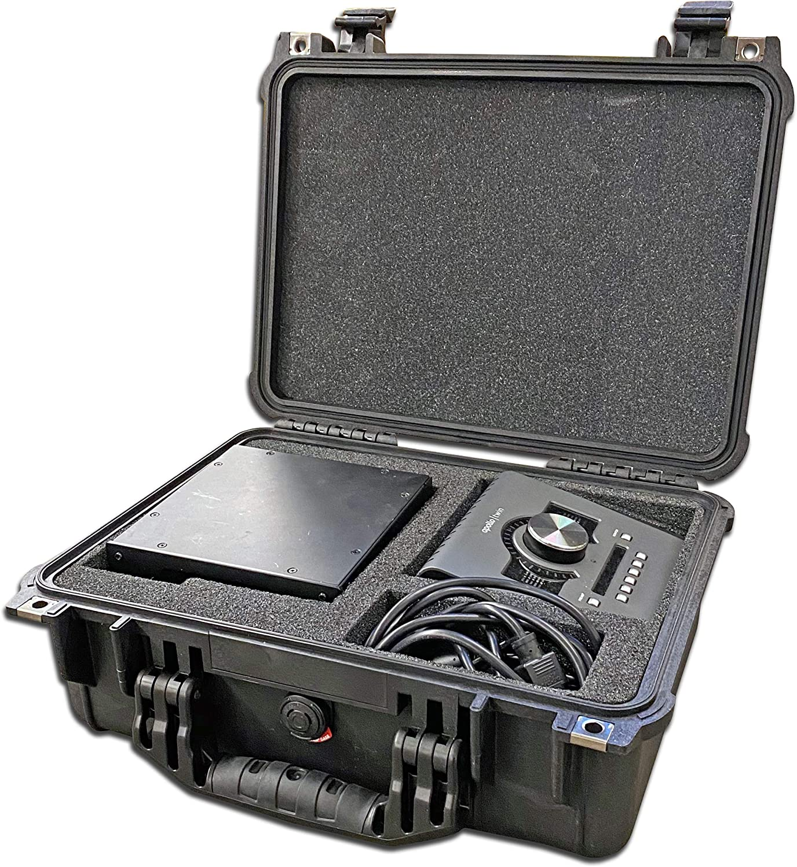 Universal Audio Apollo /& Satellite Set Waterproof Case With Custom Foam