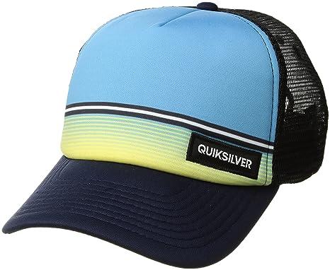 54aaf9f104040 Amazon.com  Quiksilver Men s Stripe Stare HAT