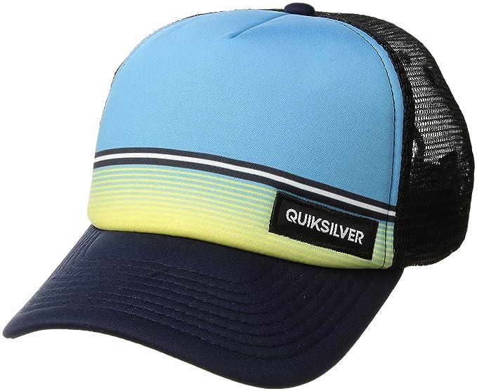 Amazon.com  Quiksilver Men s Stripe Stare HAT 254412fd8dda
