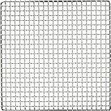 遠藤商事 業務用 クリンプ目 角焼網 30cm タフカク 18-8ステンレス 日本製 DTH0730