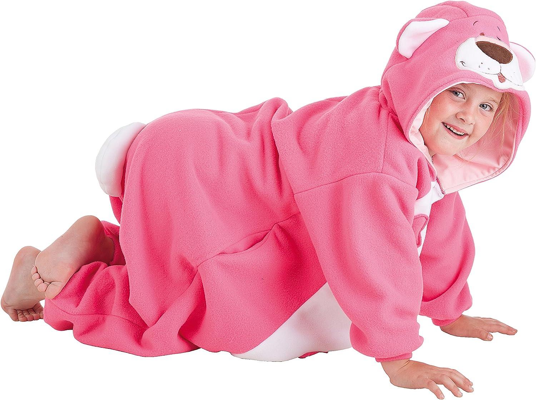 Creaciones Llopis - Disfraz de divertida Pantera Rosa para niños ...