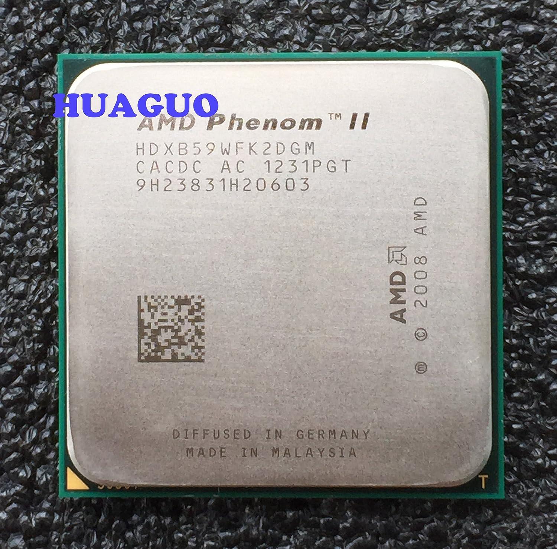 AMD Phenom II X2 B59 3.4GHz Dual Core AM2+//AM3 HDXB59WFK2DGM *NO unlock*