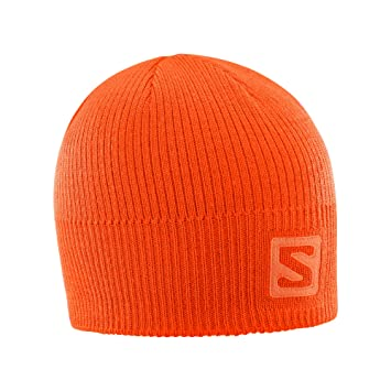 Amazon.com: Salomon Logo Gorro frío Weather Hats: Clothing