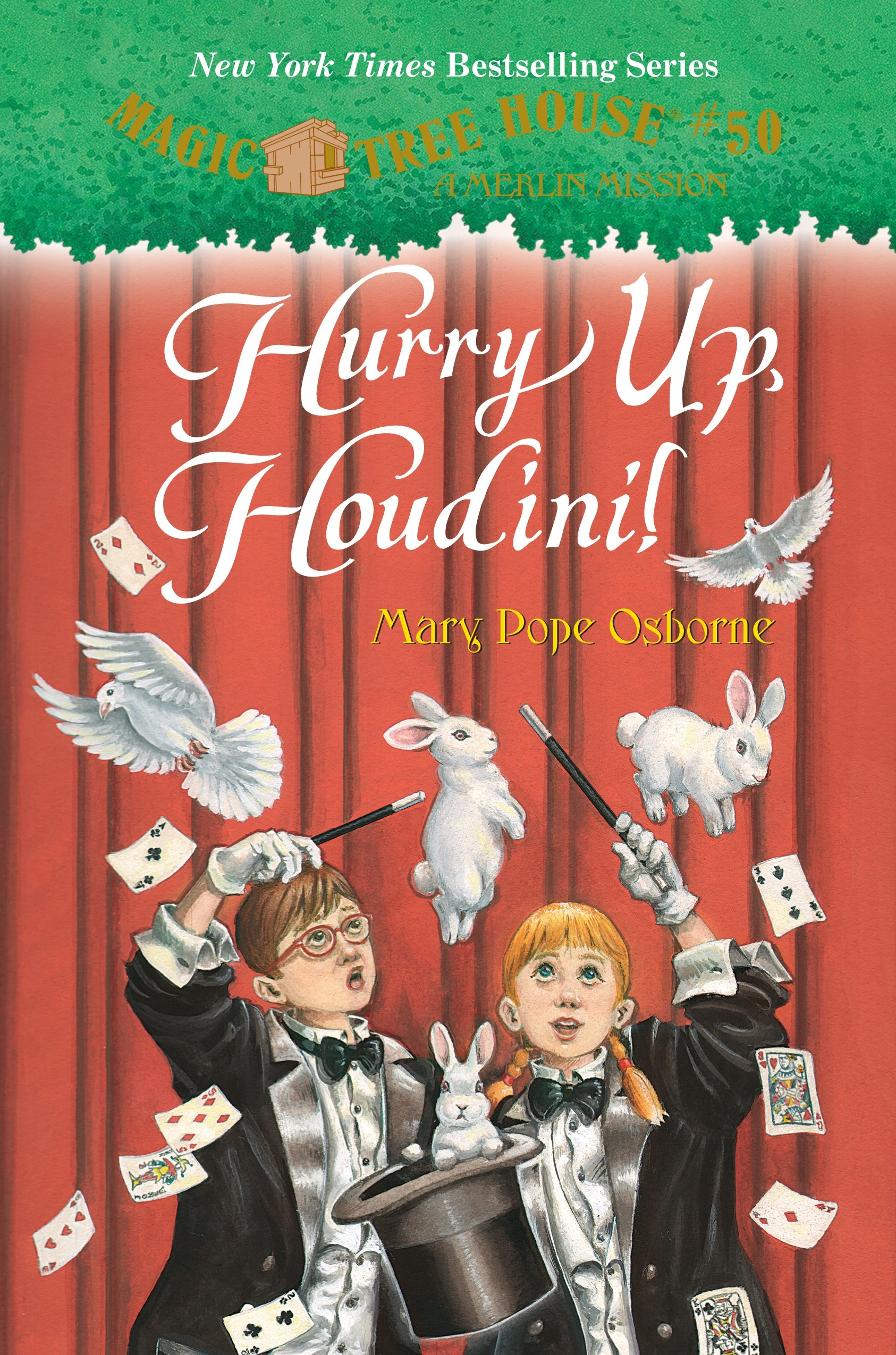 Download Hurry Up, Houdini! (Magic Tree House (R) Merlin Mission) ebook