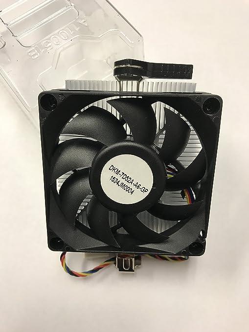 AMD aluminio ventilador para Socket FM1/AM3 +/AM3/AM2 +/AM2/1207 ...