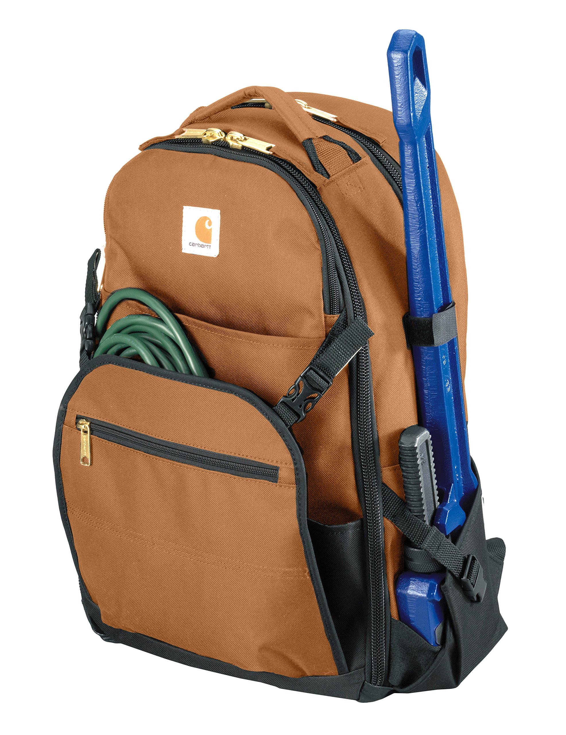 Details about Carhartt Legacy Expandable-Front Tool Backpack