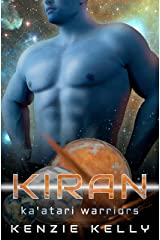 Kiran: A Sci-Fi Alien Warrior Romance (Ka'atari Warriors Book 1) Kindle Edition