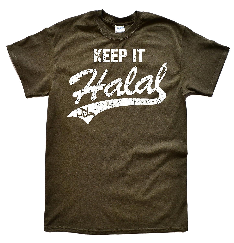 Stooble Men's Halal T-Shirt Stooble - 1ClickPrint
