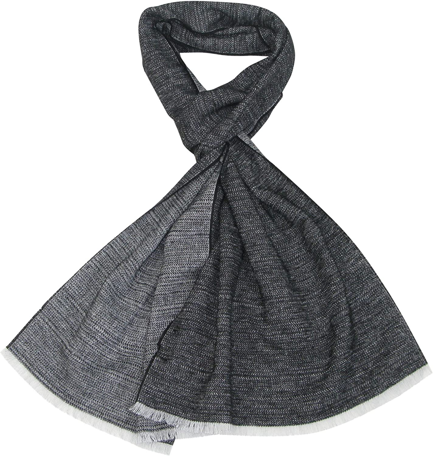 Made in Italy The Premier Quality Winter Scarf for Men Lovarzi Mens Scarf
