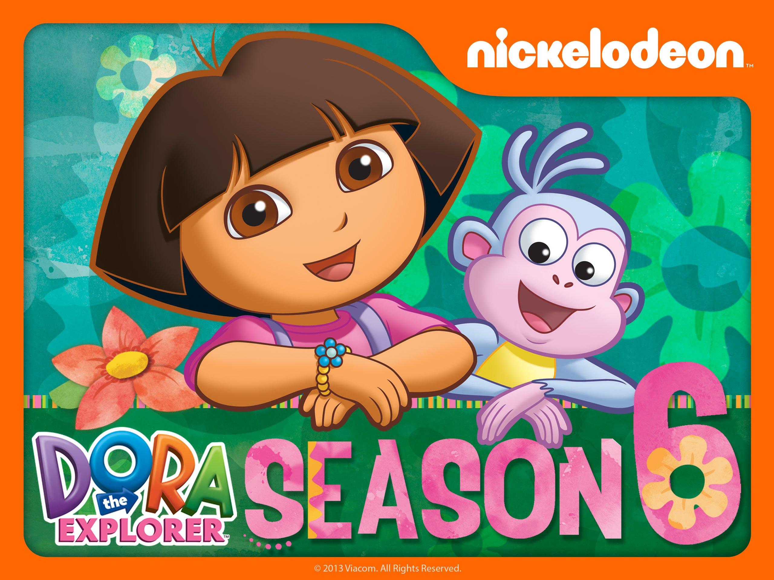 Amazon com: Watch Dora the Explorer - Season 8 | Prime Video
