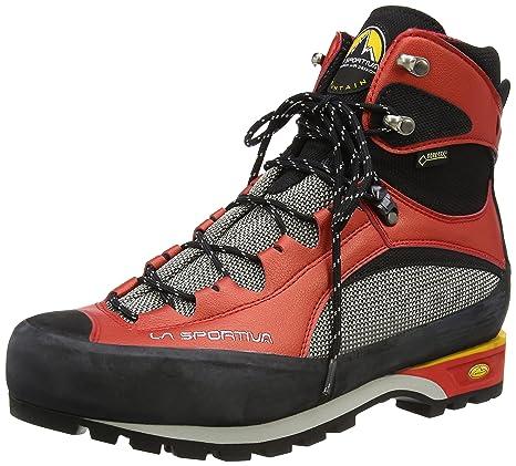 La Sportiva Trango S EVO GTX - Zapatillas de montaña para Hombre, Color Rojo,