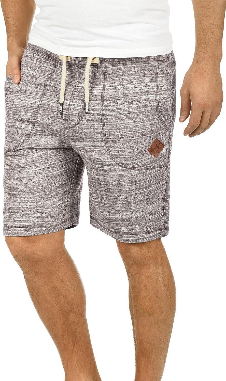 !Solid Aris Pantalón Corto Chándal Sweat- Bermudas para Hombre