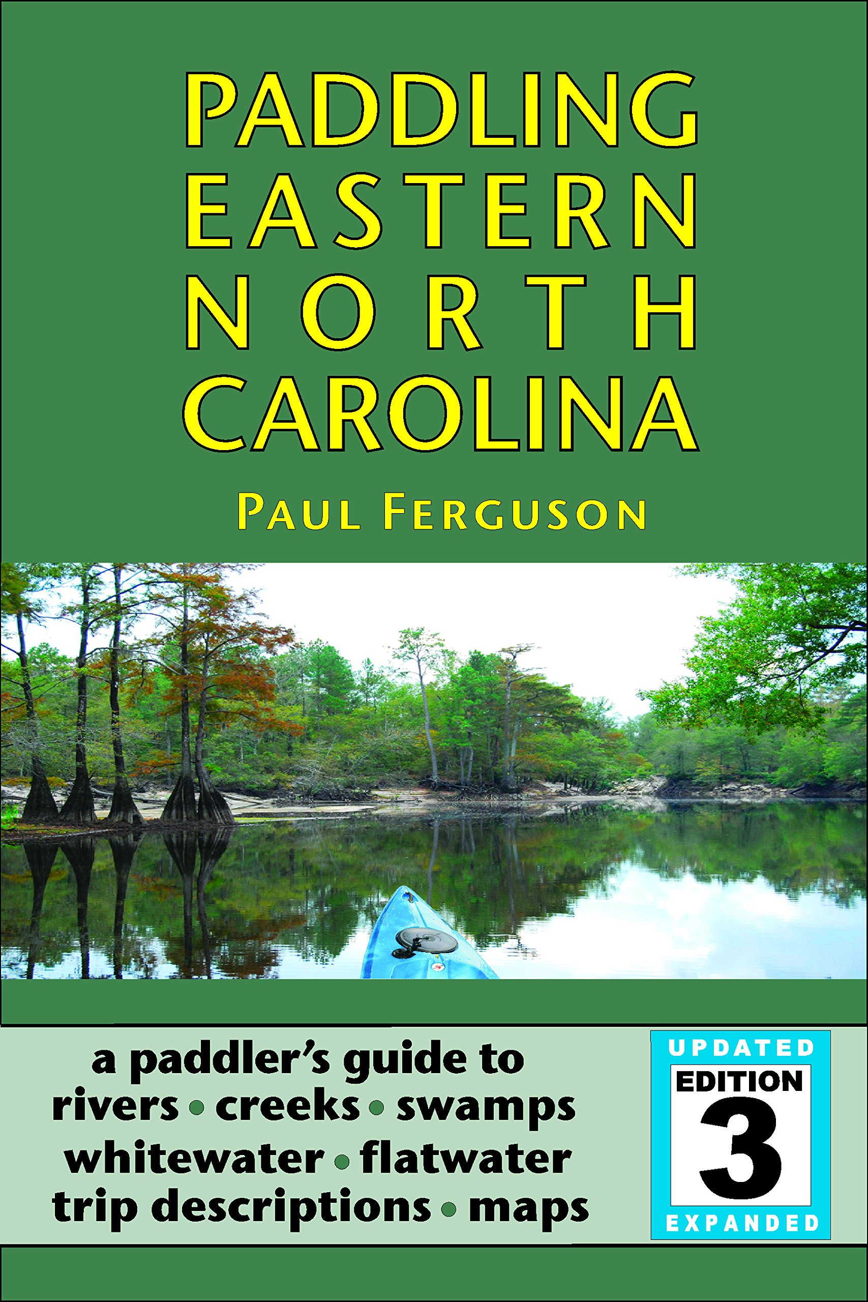 guide to sea kayaking in north carolina the best trips from currituck to cape fear regional sea kayaking series