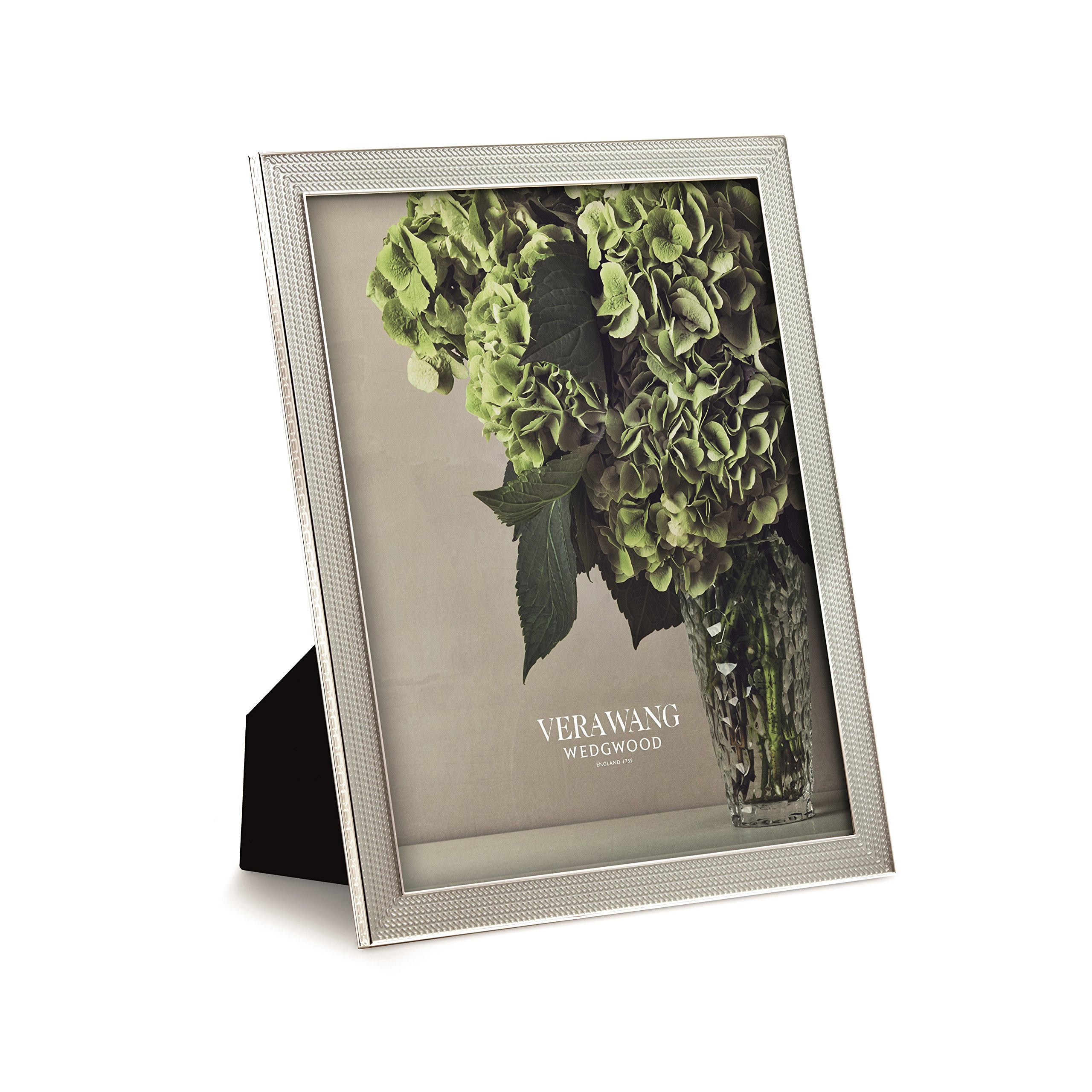 Wedgwood with Love Nouveau Frame 8x10'' Silver